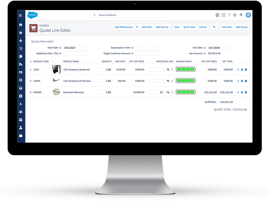 Salesforce Customization with Lightning