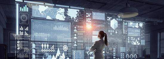salesforce app development for technological industries