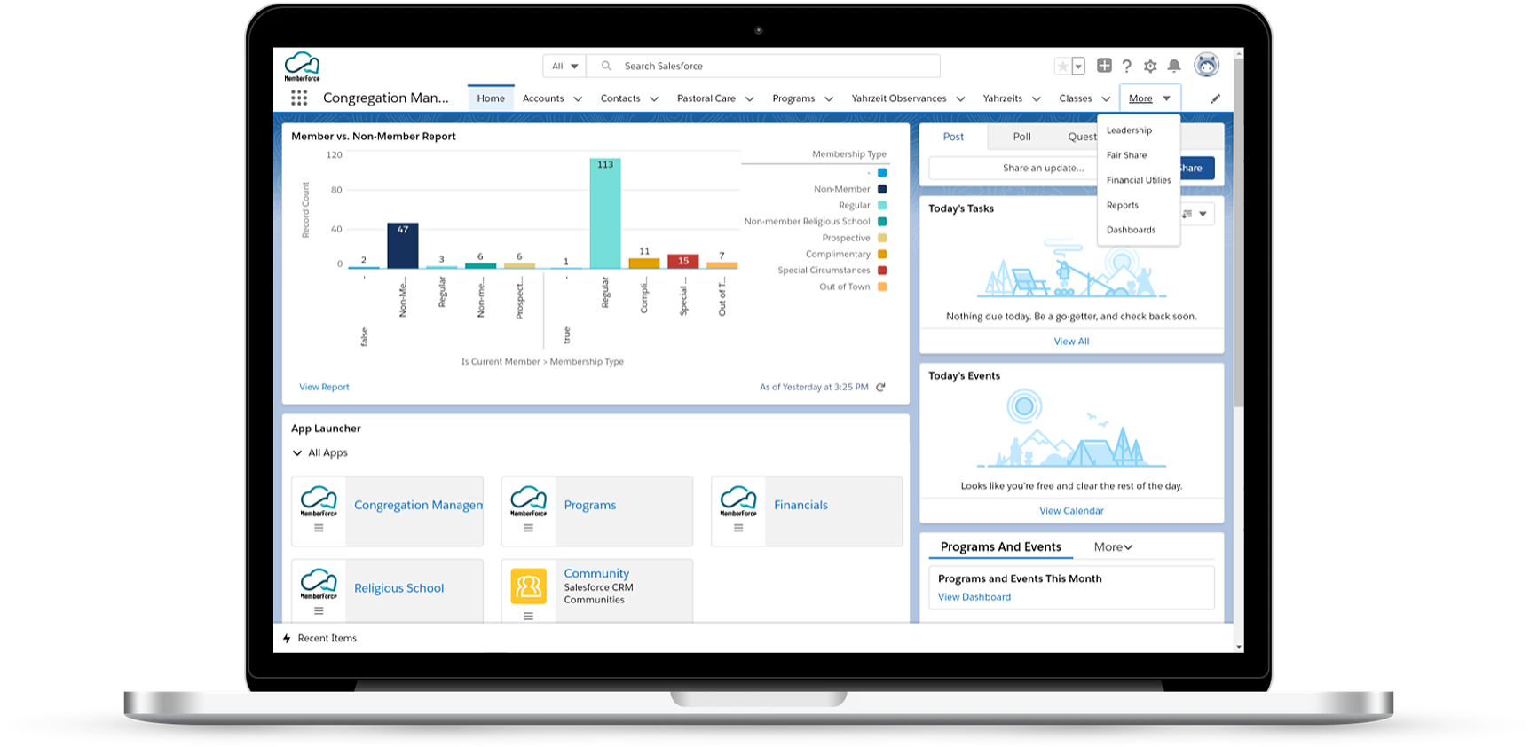 Salesforce for Nonprofits Platform